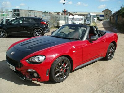 used Abarth 124 Spider -