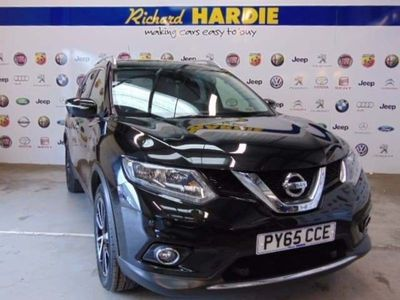used Nissan X-Trail 1.6 Dci N-Tec 5Dr 4Wd [7 Seat]