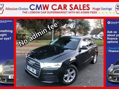 used Audi Q3 1.4 TFSI CoD Sport S Tronic (s/s) 5dr