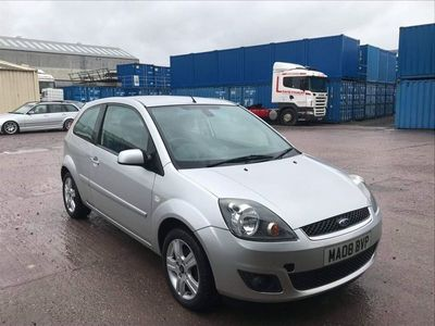 used Ford Fiesta 1.4 TDCi Zetec Climate 3dr