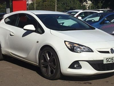 used Vauxhall Astra GTC 1.4T 16V Limited Edition 3dr