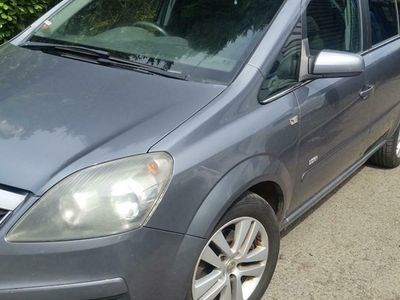 used Vauxhall Zafira 1.8i Design