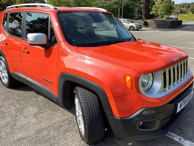 used Jeep Renegade 1.6 MultiJetII Limited (s/s) 5dr