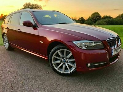used BMW 320 3 Series 2.0L D EXCLUSIVE EDITION TOURING 5d AUTO 181 BHP