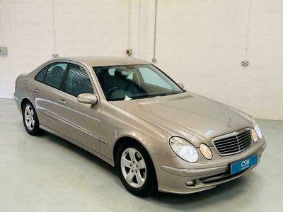 used Mercedes E220 E-Class 2.1CDI AVANTGARDE 4d 150 BHP