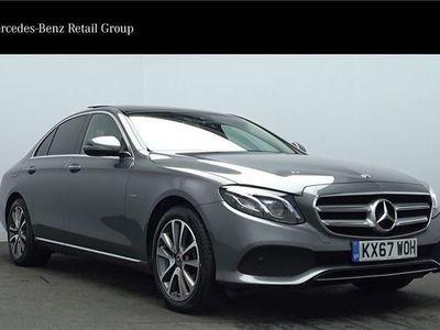 used Mercedes E350 E-ClassSe Premium Plus 4Dr 9G-Tronic