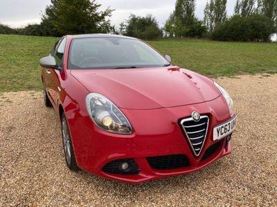 used Alfa Romeo Giulietta 1.4 TB Collezione 5dr