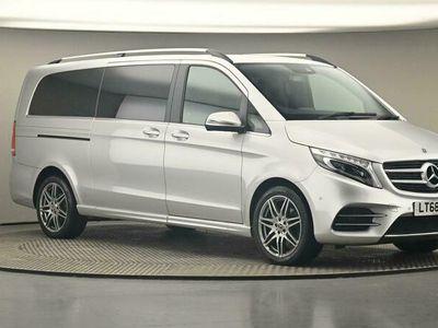 used Mercedes V220 V CLASSd AMG Line 5dr Auto [Extra Long]
