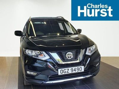 used Nissan X-Trail 2019 Belfast 1.7 Dci N-Connecta 5Dr Cvt [7 Seat]