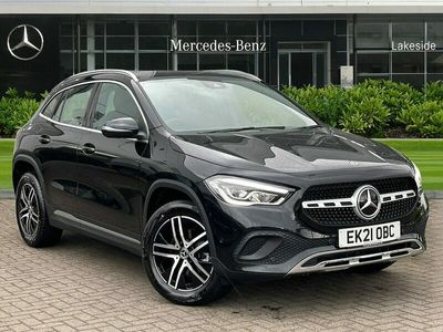 used Mercedes GLA200 D SPORT EXECUTIVE