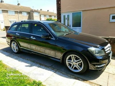 used Mercedes C220 C Class 2.1CDI AMG Sport 5dr