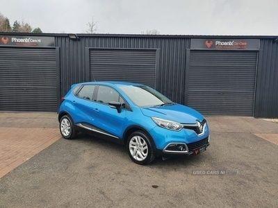 used Renault Captur DYNAMIQUE NAV TCE