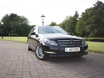 used Mercedes C250 C Class 2.1CDI AMG Sport Edition (Premium Plus) 7G-Tronic Plus 5dr