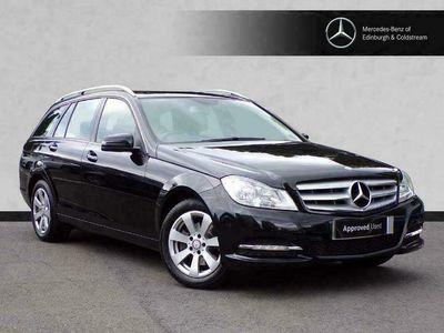 used Mercedes C220 C-ClassCdi Executive Se 5Dr Auto
