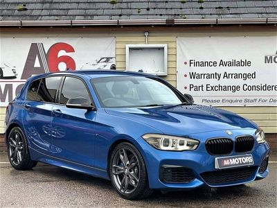 used BMW M140 1 Series 3.0Sports Hatch Auto (s/s) 5dr