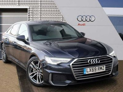 used Audi A6 Saloon 2.0 TDI 40 S line S Tronic (s/s) 4dr