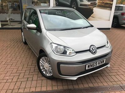used VW up! UP! 1.0 MoveTech Edition (s/s) 5dr