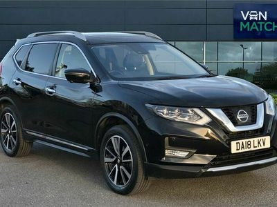used Nissan X-Trail 1.6 dCi Tekna 5dr suv 2018