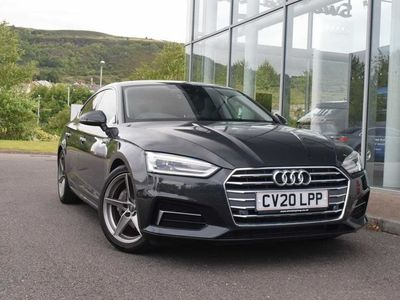 used Audi A5 40 Tdi Sport 5Dr S Tronic