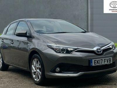 used Toyota Auris Hybrid 1.8 VVT-i HSD Business Edition 5-Dr Sat Nav 5dr