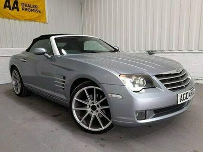 used Chrysler Crossfire V6