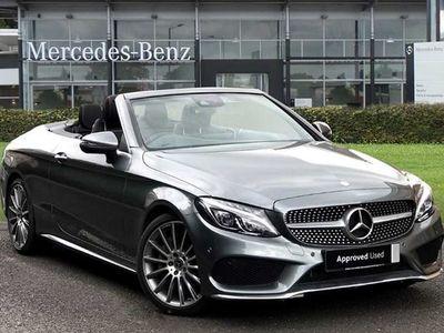 used Mercedes C250 C ClassAMG Line Premium Plus 2dr Auto 2.2
