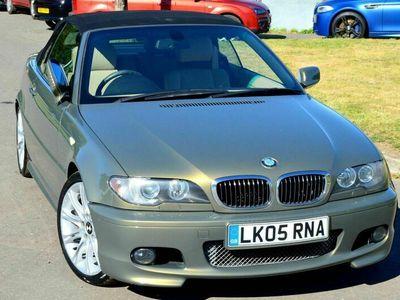 used BMW 330 Cabriolet 3.0 330Ci Sport 2dr Auto