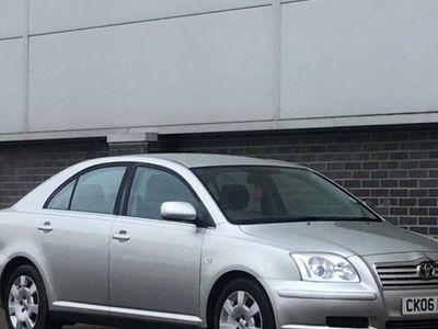 used Toyota Avensis PETROL MANUAL HATCHBACK 5 DOORS