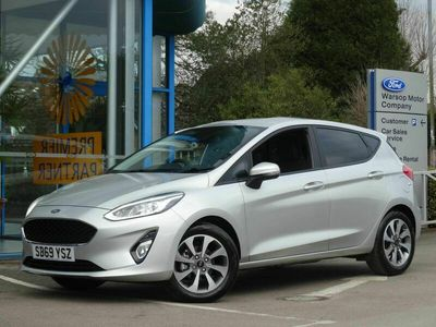 used Ford Fiesta 1.0T EcoBoost Trend (s/s) 5dr