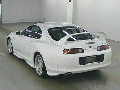 used Toyota Supra RZ Twin Turbo 2-Door