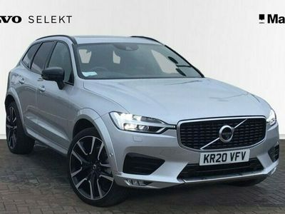 used Volvo XC60 2.0 B6P [300] R DESIGN Pro 5dr AWD Geartronic Auto