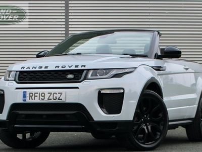 used Land Rover Range Rover evoque 2.0 TD4 HSE DYNAMIC LUX 3d 178 BHP [ 1280 WATT MERIDIAN ] - BALANCE OF WARR