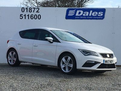 used Seat Leon 1.4 EcoTSI 150 FR Technology 5dr
