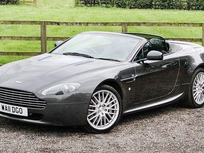 used Aston Martin V8 Vantage 4.7Roadster 2dr (EU5)