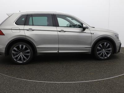 used VW Tiguan R-LINE TDI BMT 4MOTION DSG for sale | Big Motoring World
