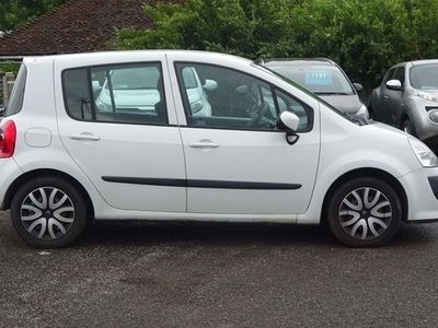 used Renault Modus Hatchback 1.5 dCi (88bhp) Expression (AC) 5d