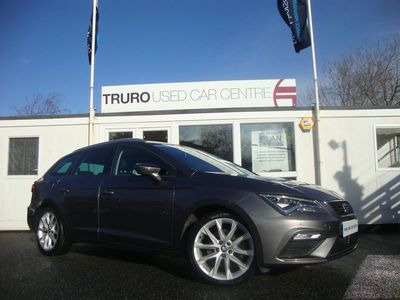used Seat Leon 2.0 TDi FR TECHNOLOGY 5 Door Estate