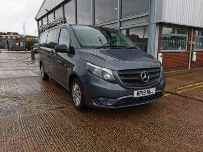 used Mercedes Vito 114 CDI Select 8-Seater
