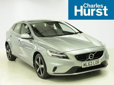 used Volvo V40 T2 [122] R Design Nav Plus 5Dr Geartronic Auto