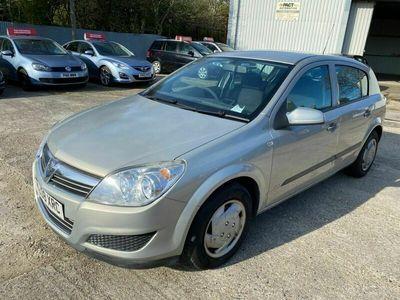 used Vauxhall Astra 1.6 i 16v Life Easytronic 5dr