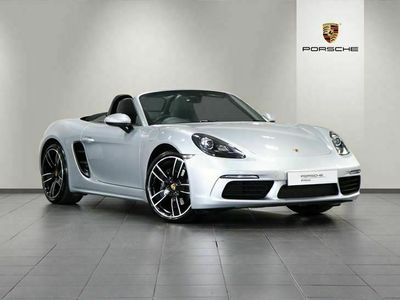 used Porsche 718 Boxster 2dr PDK roadster