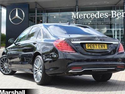 used Mercedes S350 S-Class Saloond AMG Line L Premium 9G-Tronic Plus auto 4d