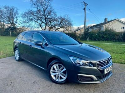 used Peugeot 508 HDI SW ACTIVE 2.0 5dr