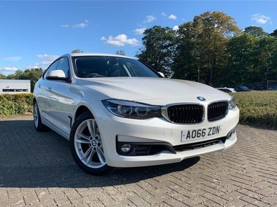 used BMW 320 3 Series I Se 5Dr [Business Media]