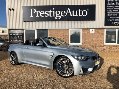 used BMW M4 M42dr DCT 2017