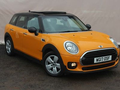 used Mini Cooper Clubman 2.0 D (s/s) 6dr