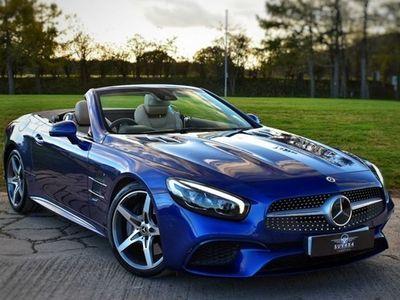 used Mercedes SL400 3.0AMG LINE 2d 362 BHP 01937 849492 OPTION 1