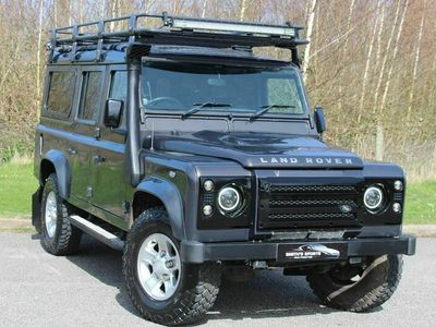 used Land Rover Defender 110 2.2 D DPF XS Station Wagon 5dr