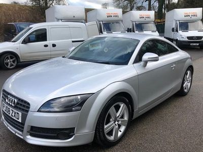 used Audi TT Coupe 2.0T FSI 2d