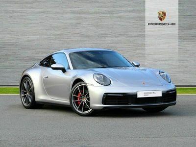 used Porsche 911 Carrera S (992)